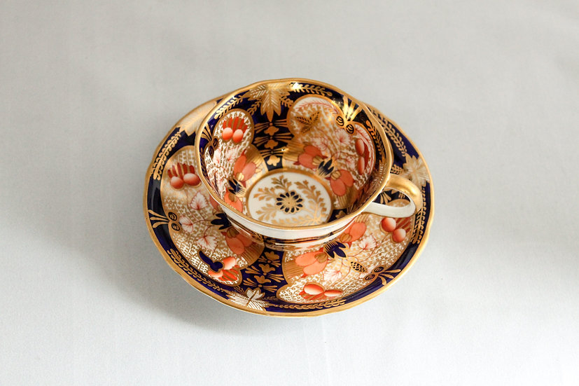 Royal Crown Derby Imari cup and saucer