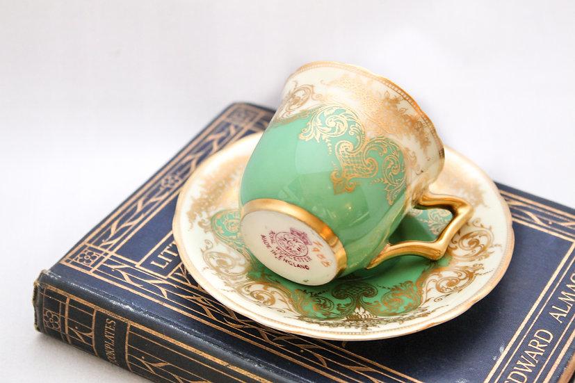 Royal Worcester demitasse coffee cup
