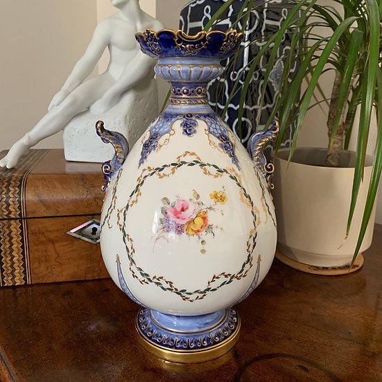 Royal Crown Derby vase