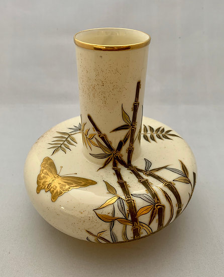 Royal Worcester aesthetic period vase