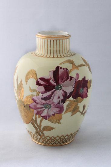 Derby Crown Porcelain vase