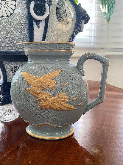 Brownfield jug designed by Dr Christopher Dresser