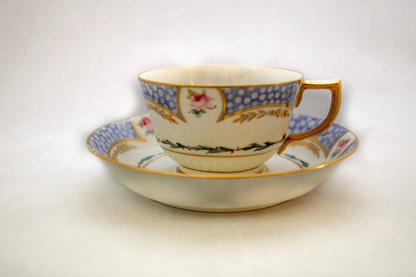 Royal Crown Derby cup and saucer