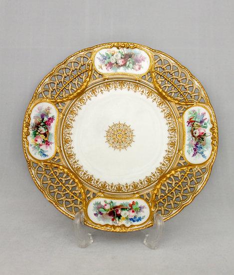 Copeland dessert plate