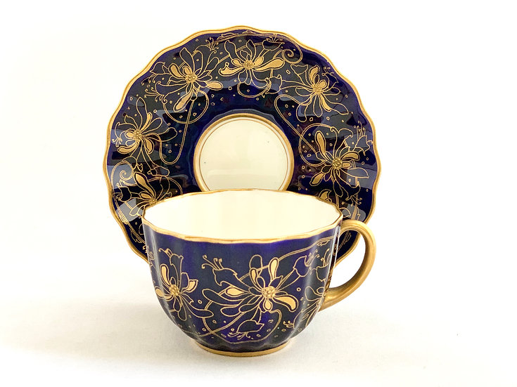 Doulton Burslem tea cup and saucer