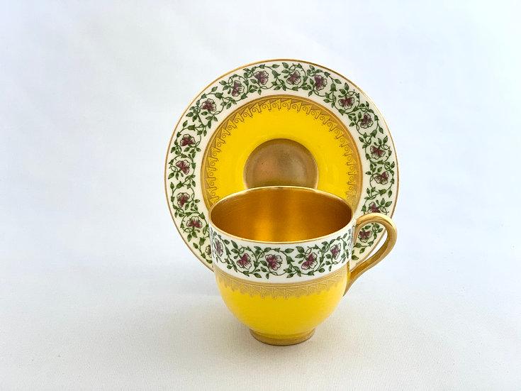Royal Doulton demitasse coffee cup