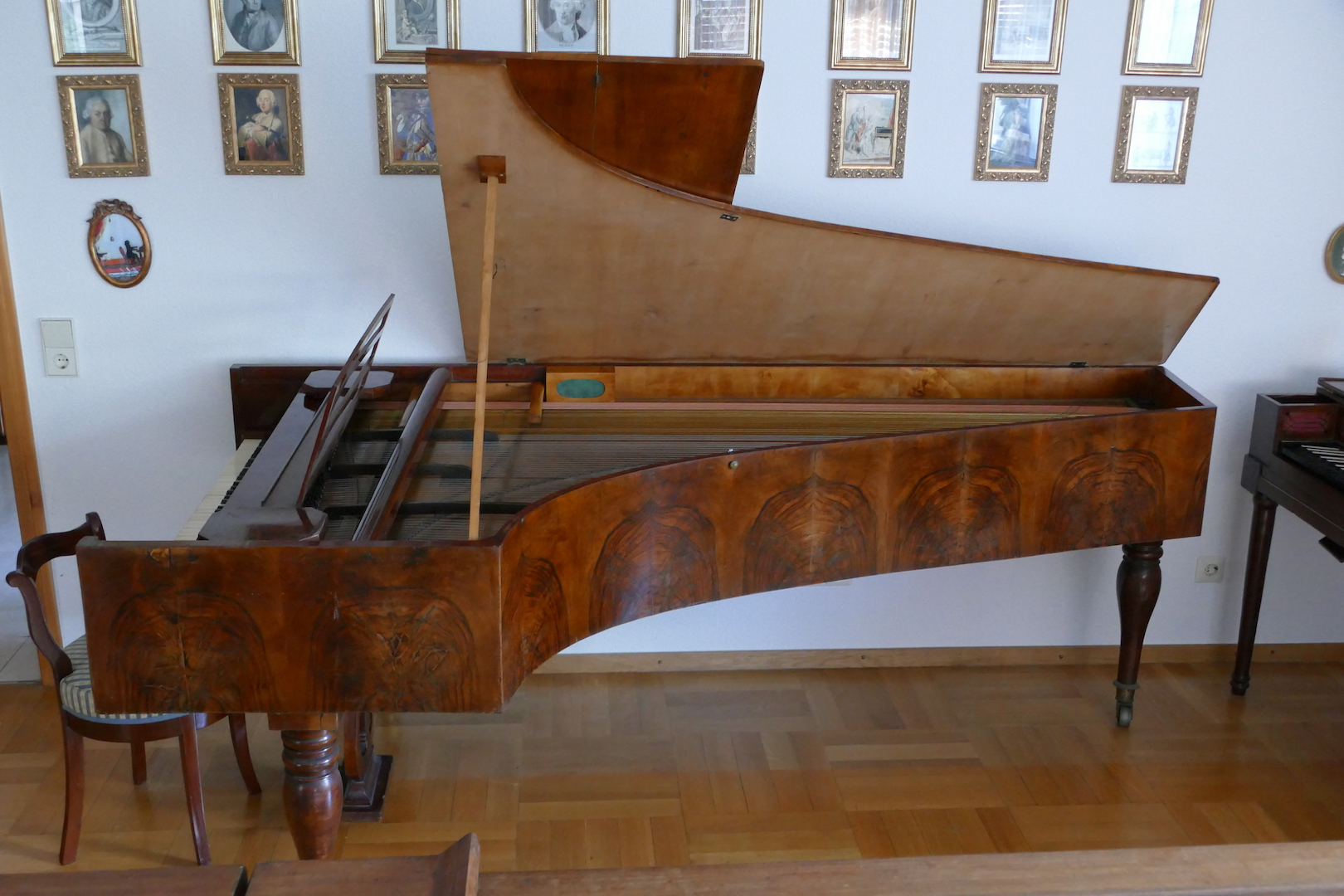 Viennese fortepiano for sale