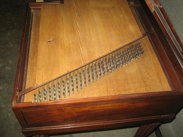 Resonanzboden Erard Tafelklavier zu verk