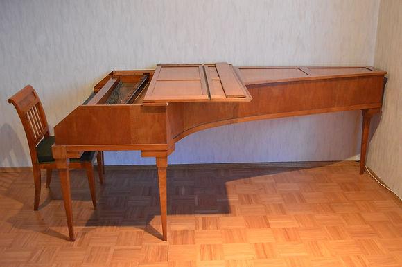 Hammerflügl zu verkaufen Fortepiano for Sale