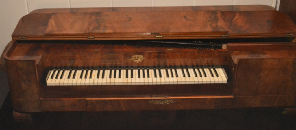 Wieck square piano