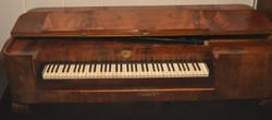 Wieck square piano