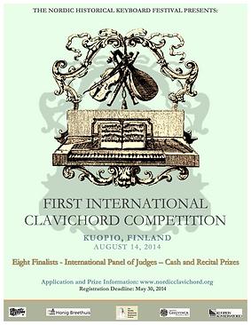 International Clavichord Competition, Po