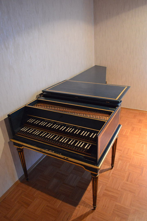 Dowd Harpsichord for sale
