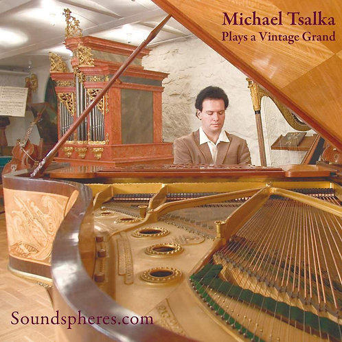 Michael Tsalka Plays a Vintage Grand