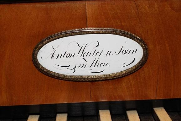 Anton Walter Fortepiano