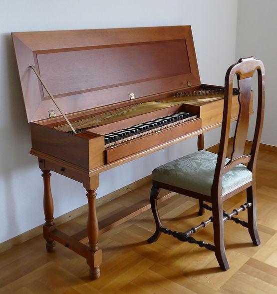 Clavichord zu verkaufen