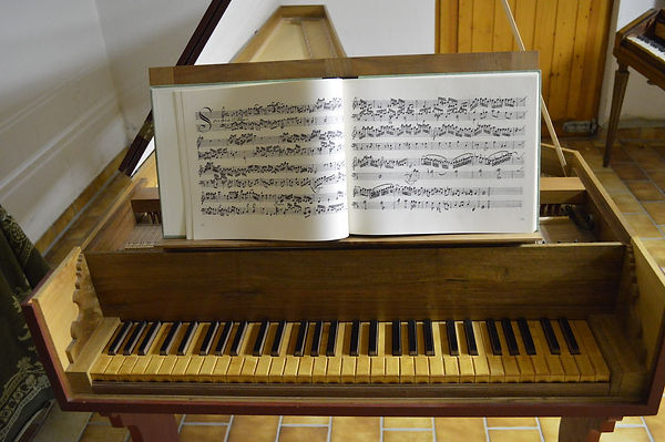 Harpsichord for sale Cembalo