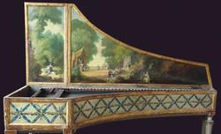 Italian harpsichord