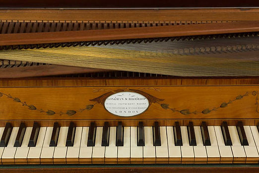 Longman & Broderip square piano for sale