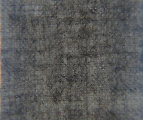 Viennese moderator cloth