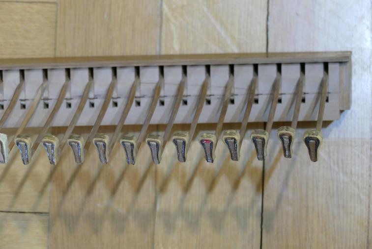 Fratelli Ponti Fortepiano da tavolo 1801