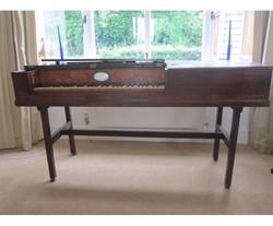 Longman & Broderip square piano