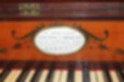 Longman & Broderi Square piano For sale