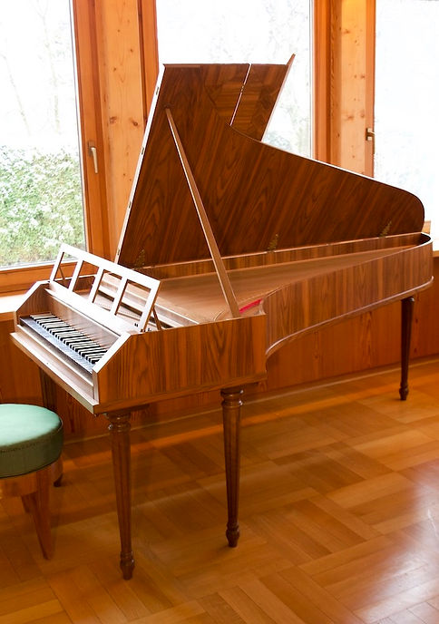 Hubbard fortepiano for sale