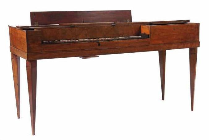 Square piano for sale Fortepiano vendo.j