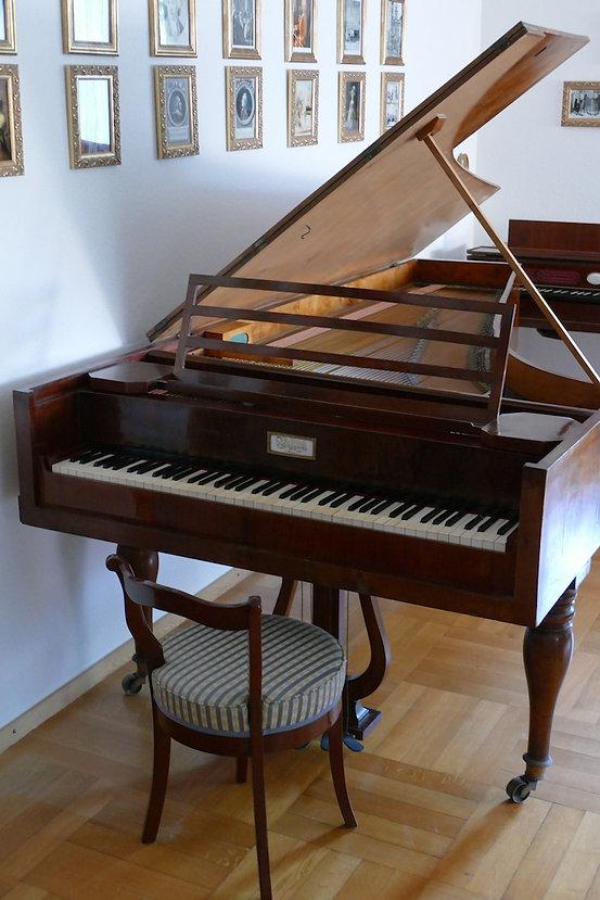 Hammerflügel Piano Forte vente