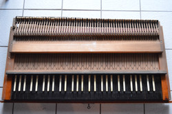 French anon. Fortepiano