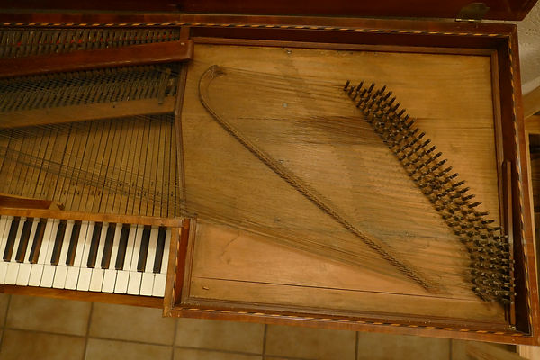 Zimmerman piano carre