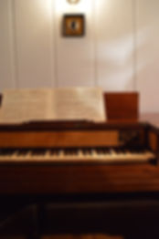 Square piano for sale Broadwood