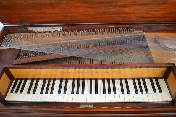 Broadwood 1787 square piano for sale