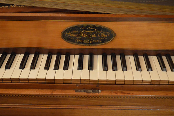 Clementi Square piano for Sale