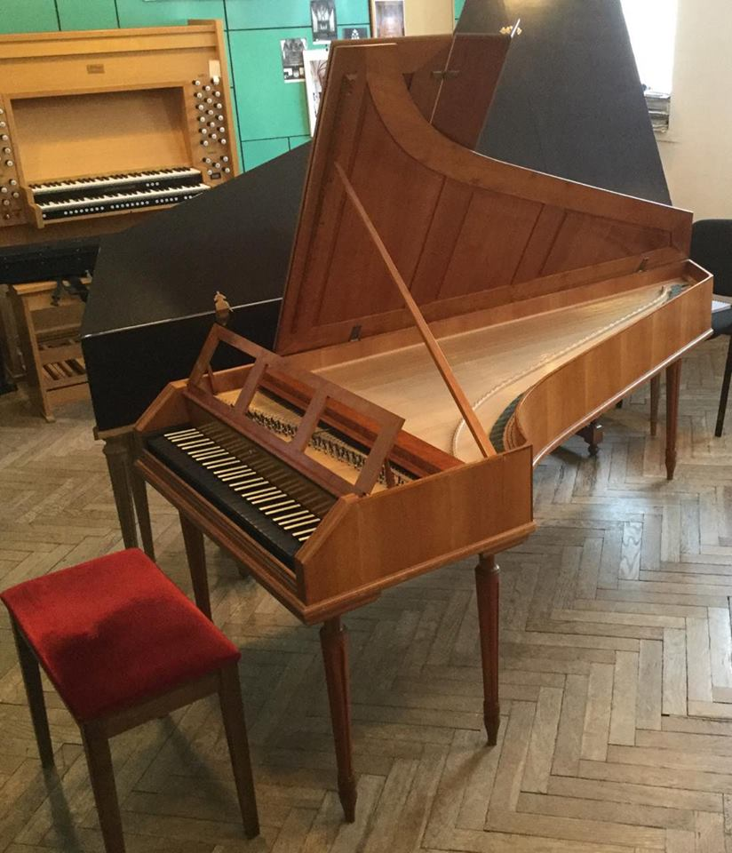 Harpsichords & Spinets for sale