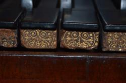 Ca.1760s square piano