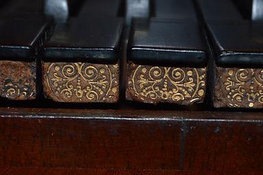 Square piano Tafeklavier Piano carre