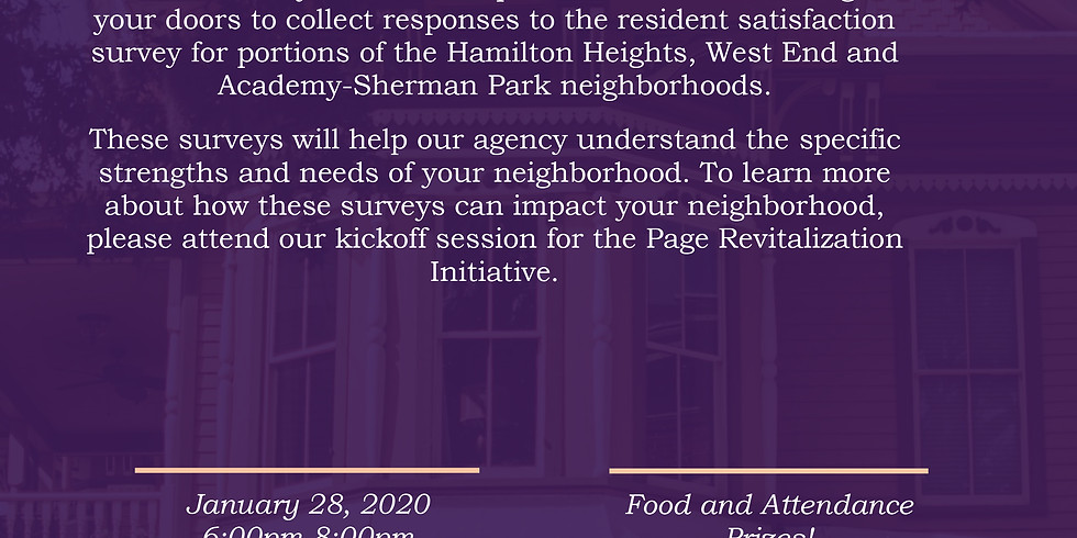 Page Revitalization Initiative Kick Off Session (1)