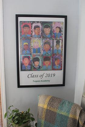 Class of 2019 - Self Portraits