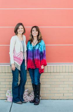 Elizabeth Roach & Kathy Lewis