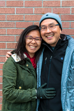 Trang and Ted Lai