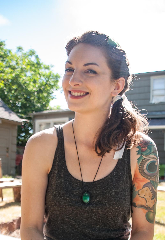 Amber TeGantvoort