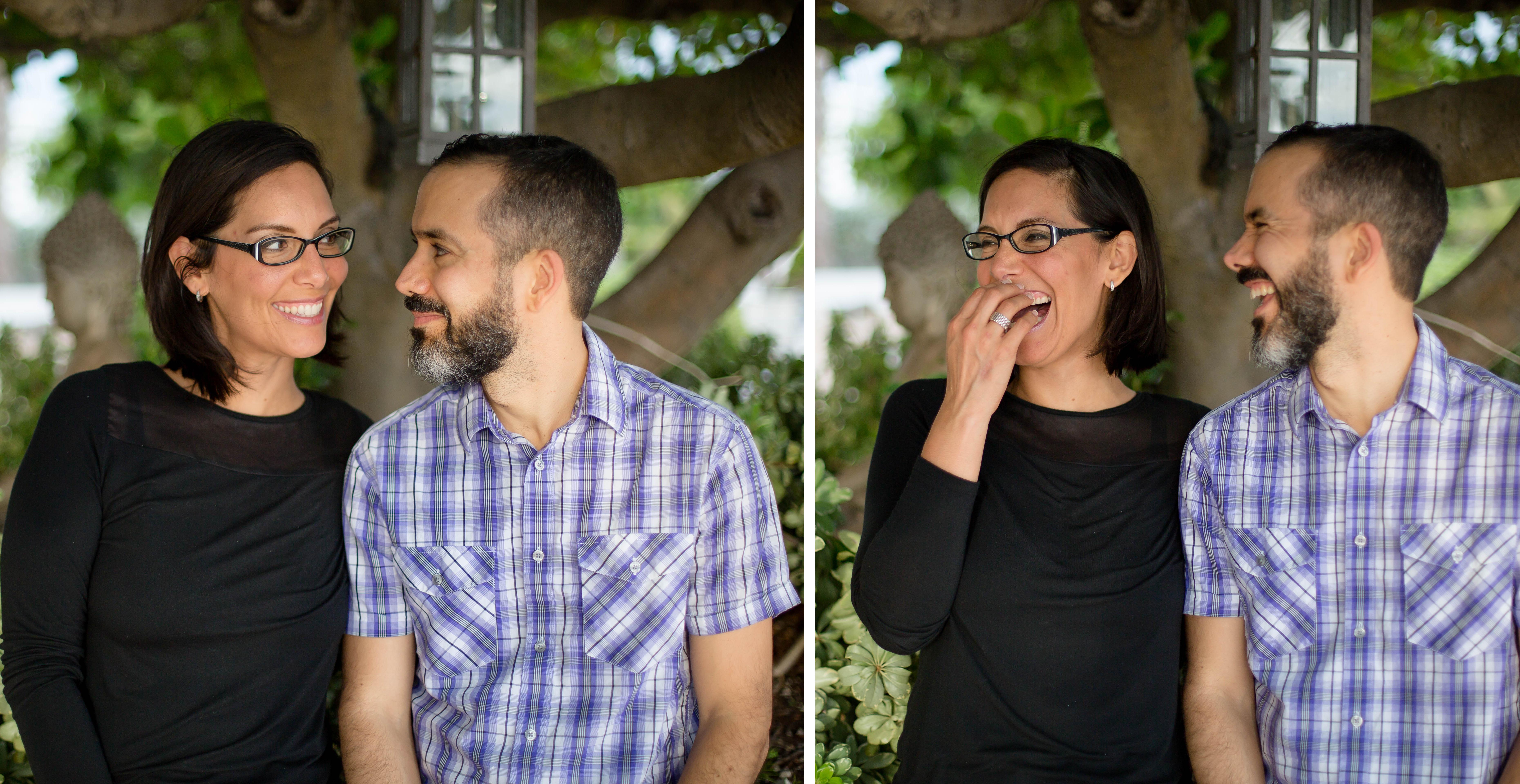 Jeanette and Alex Ruiz
