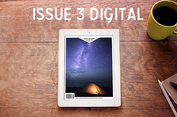 Driftwood Issue Three - digital