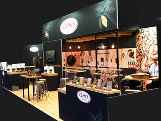 Stand d'exposition CEMOI