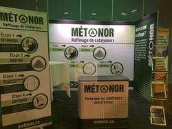 Kiosque modulaire Métonor