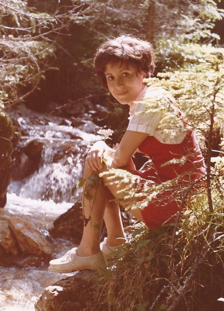 Dolomiti, anni '80