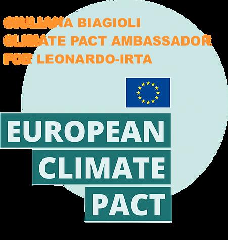 Climate Pact Ambassador