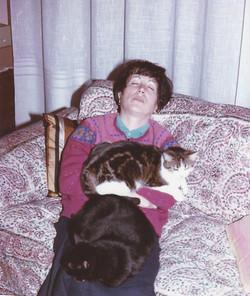 Con Pinotta e Miciots, anni '90